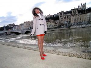 A Lyon l'hiver
